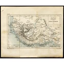 1884 - Sénégambie et Guinée...