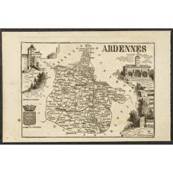 1865 - Ardennes et Ardèche