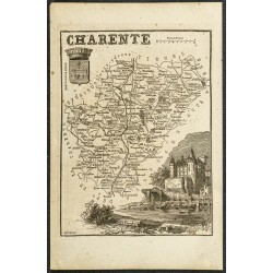 1865 - Charente et Cantal