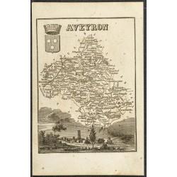 1865 - Aveyron et Aude
