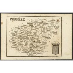 1865 - Corrèze et Corse