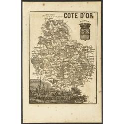 1865 - Côte d'Or et...