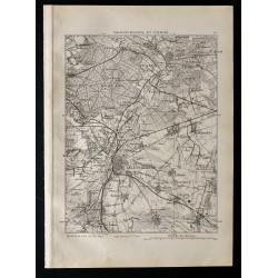 1880 - Carte de...