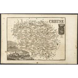 1865 - Creuse et Dordogne