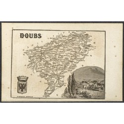 1865 - Doubs et Drôme