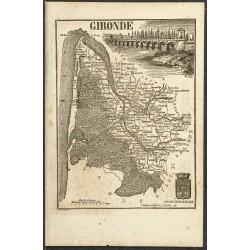 1865 - Gironde et Hérault