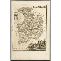 1865 - Ille-et-Vilaine et...
