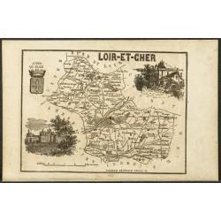 1865 - Loir-et-Cher et Loire