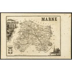 1865 - Marne et Haute-Marne