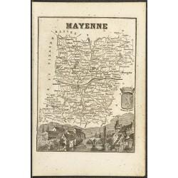 1865 - Mayenne et Meurthe