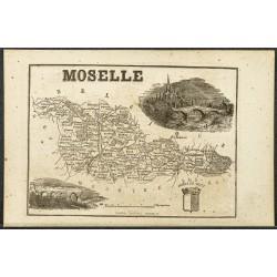1865 - Moselle et Nièvre