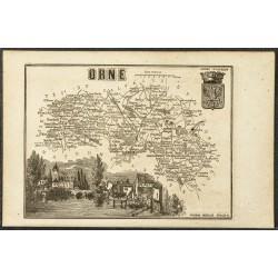 1865 - Orne et Pas de Calais