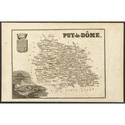 1865 - Puy De Dôme et...