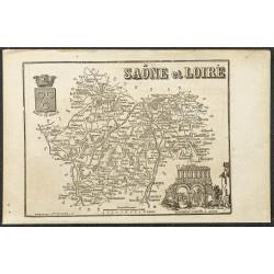 1865 - Saône-et-Loire et...