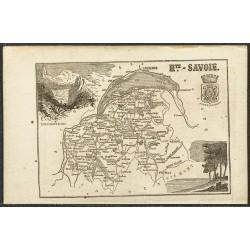 1865 - Haute-Savoie et Savoie