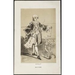 1850ca - Portrait de Louis...