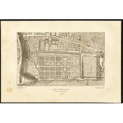 1882 - Plan du jardin des...