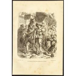 1882 - La fronde à Paris