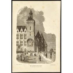 1882 - Tour de l'horloge du...