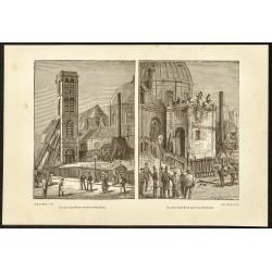 1882 - Tour de l'Église...