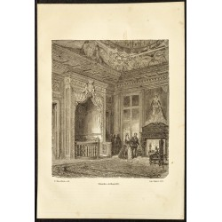 1882 - Chambre de Henri IV