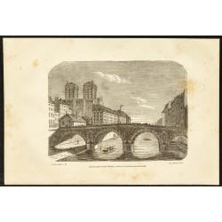 1882 - Ancien pont...