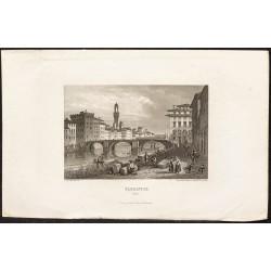 1862 - Ville de Florence