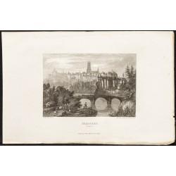 1862 - Ville de Fribourg