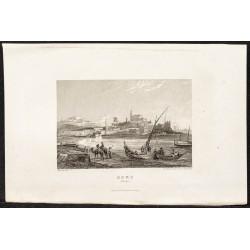 1862 - Ville de Annaba ou Bone