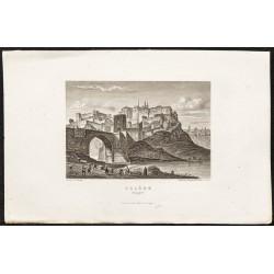 1862 - Ville de Tolède
