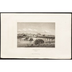 1862 - Ville de Cordoue en...