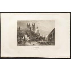 1862 - Londres & Abbaye de...
