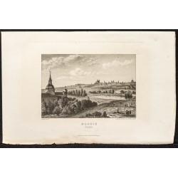 1862 - Madrid en Espagne