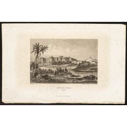 1862 - Ville de Hayder-Abad