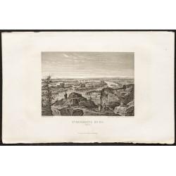 1862 - Les cataractes du Nil