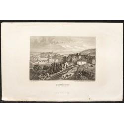 1862 - Édimbourg en Écosse