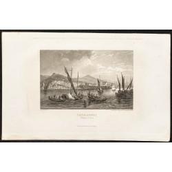1862 - Vue de Trabzon ou...