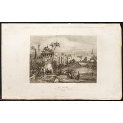 1862 - Le Caire