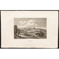 1862 - Ville de Vienne en...