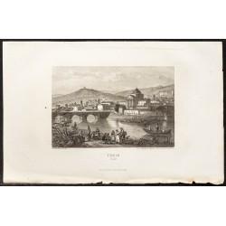 1862 - Turin en Italie