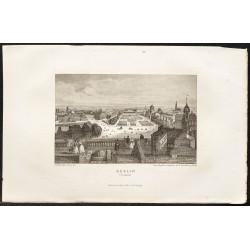 1862 - Ville de Berlin en...