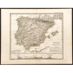 1873 - Espagne et Portugal