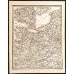 1873 - Nord-Ouest de la France