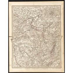 1873 - Nord-Est de la France