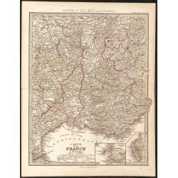 1873 - Sud-Est de la France