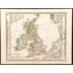 1873 - Carte des Îles...