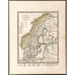 1873 - Suède, Norvège et...