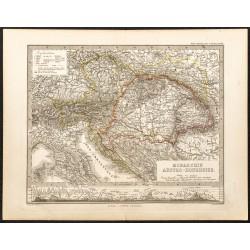 1873 - Carte de...