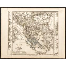 1873 - Grèce et Turquie...