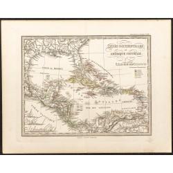 1873 - Antilles et Amérique...